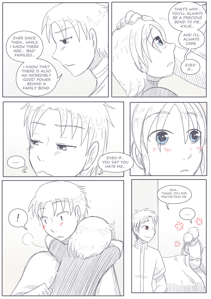 Side story: Unconditional, page 13