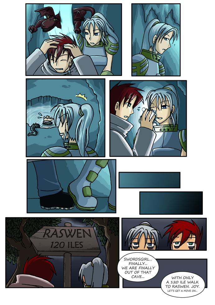 028 - Through Raswen Cave